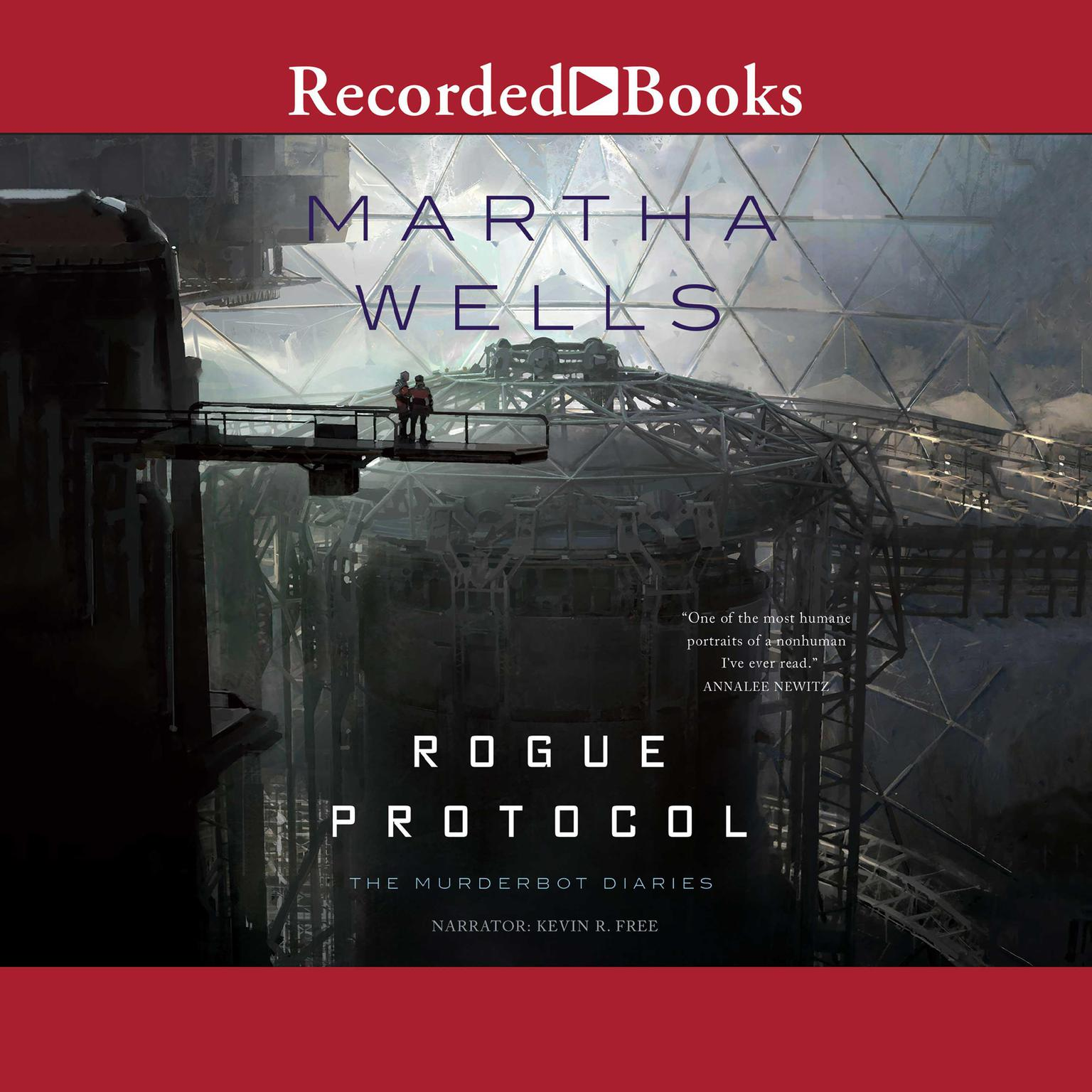 Printable Rogue Protocol Audiobook Cover Art