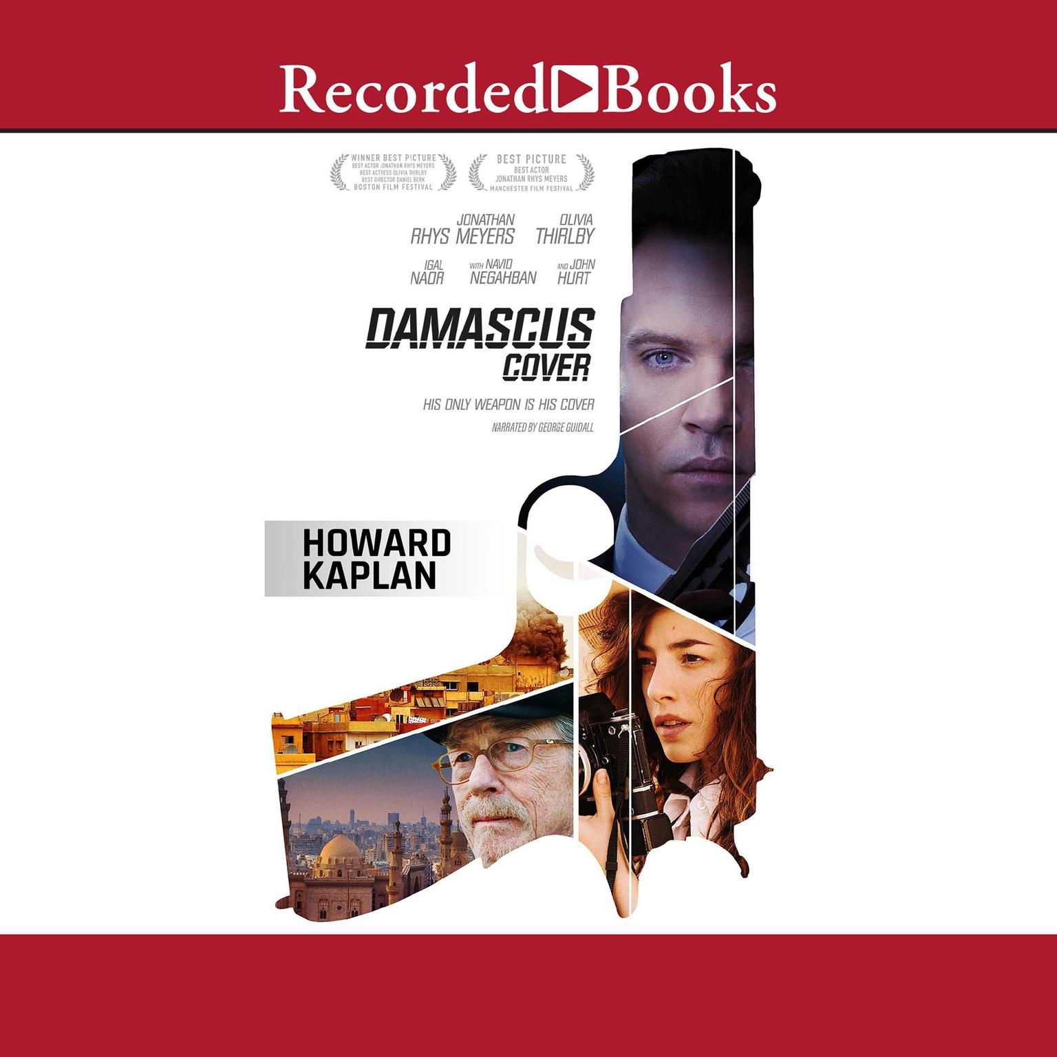 Printable The Damascus Cover Audiobook Cover Art