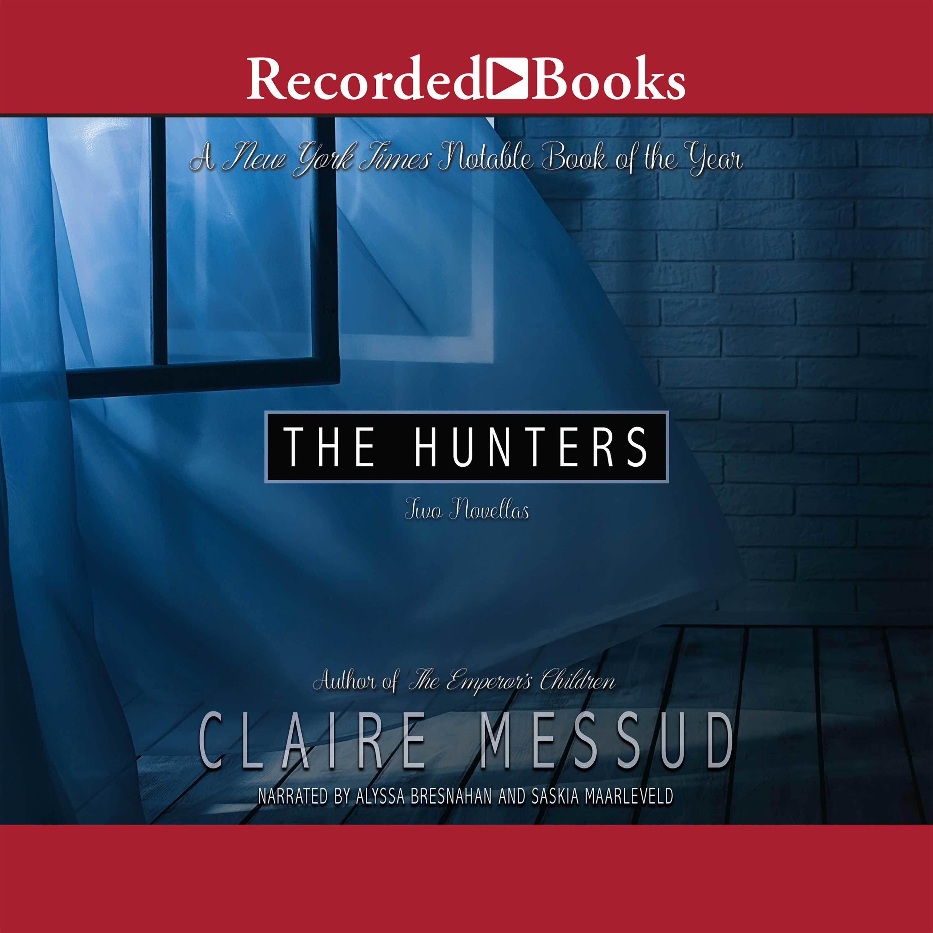 Printable The Hunters Audiobook Cover Art