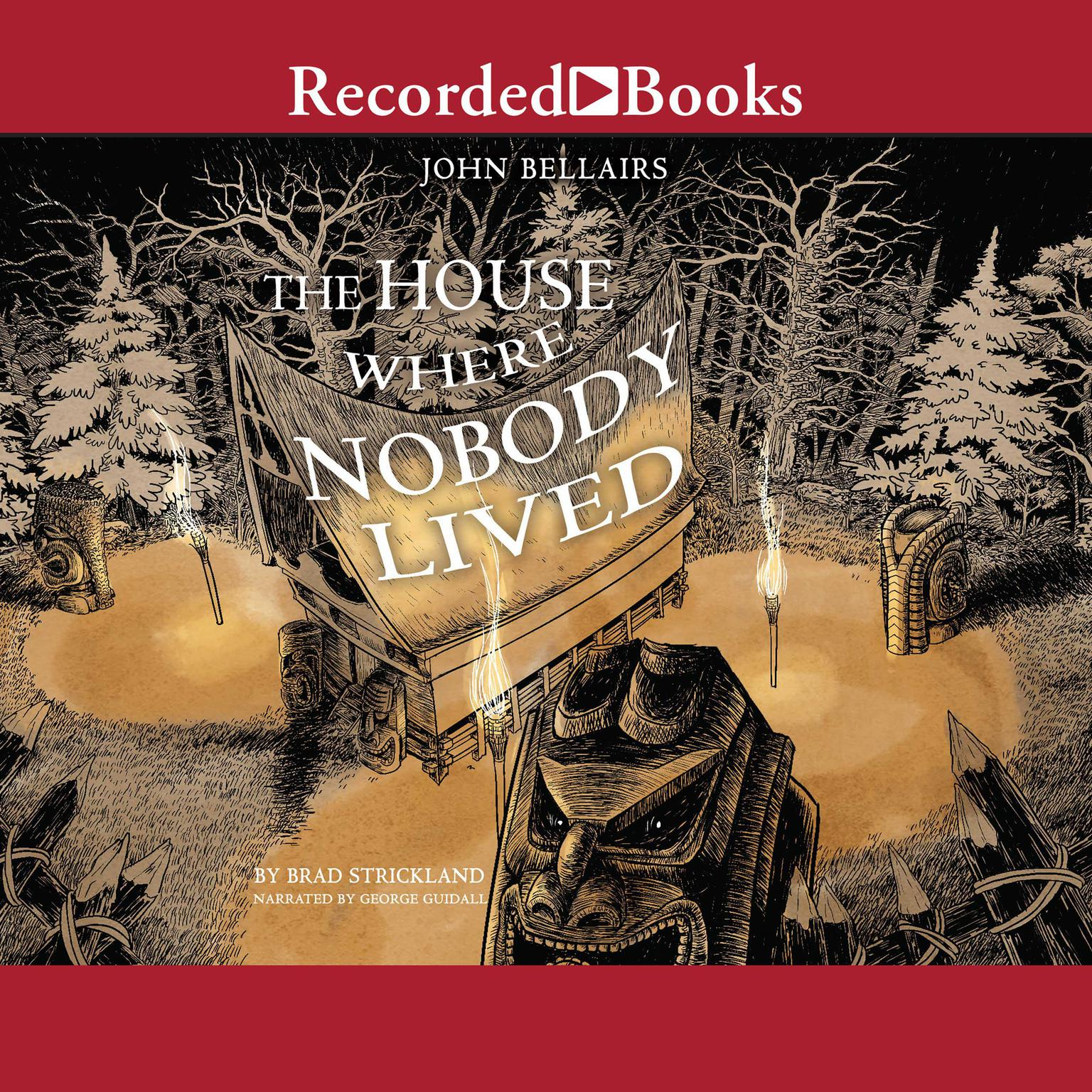 Printable The House Where Nobody Lived Audiobook Cover Art
