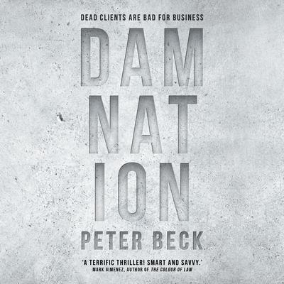 Damnation Audiobook, by Peter Beck