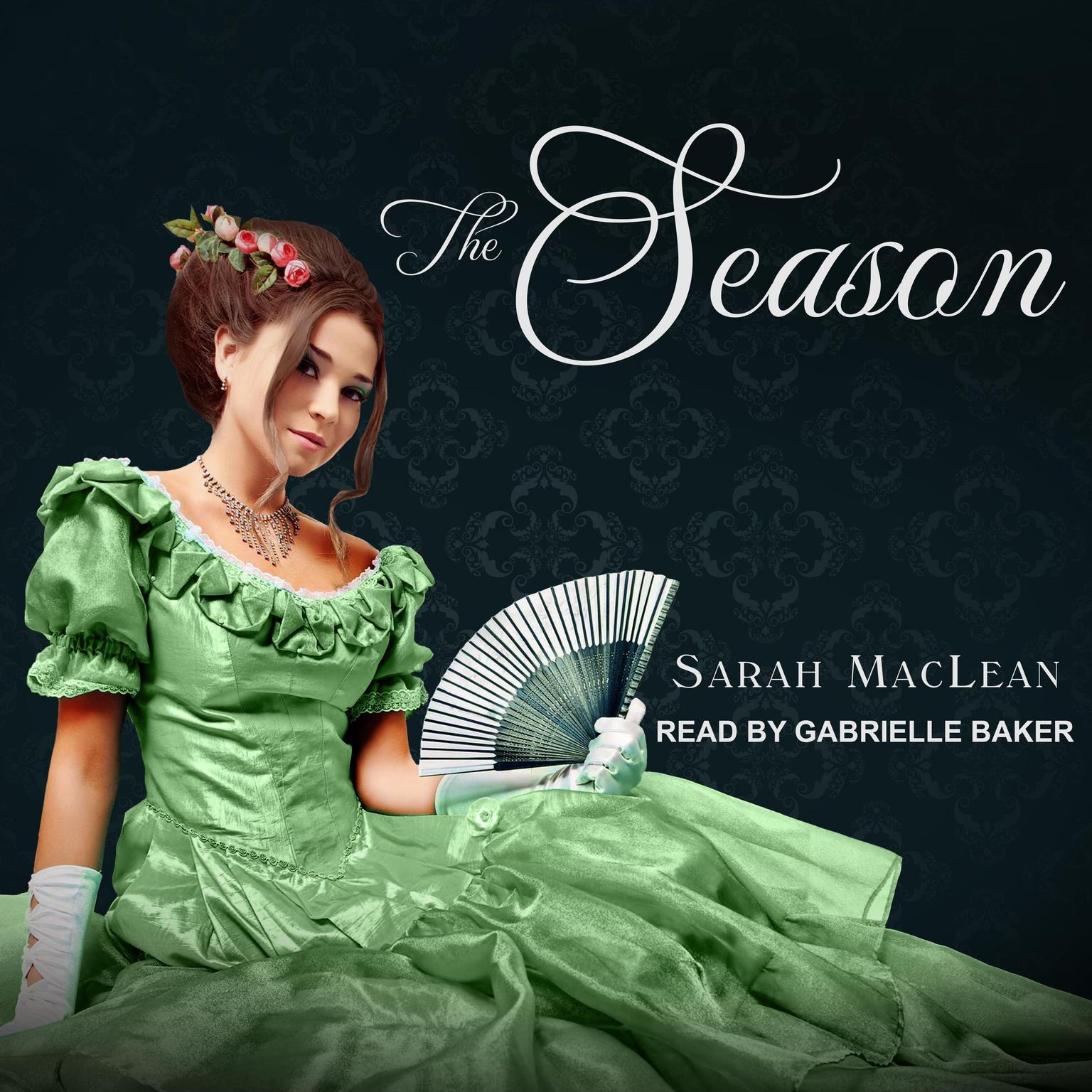 Printable The Season Audiobook Cover Art