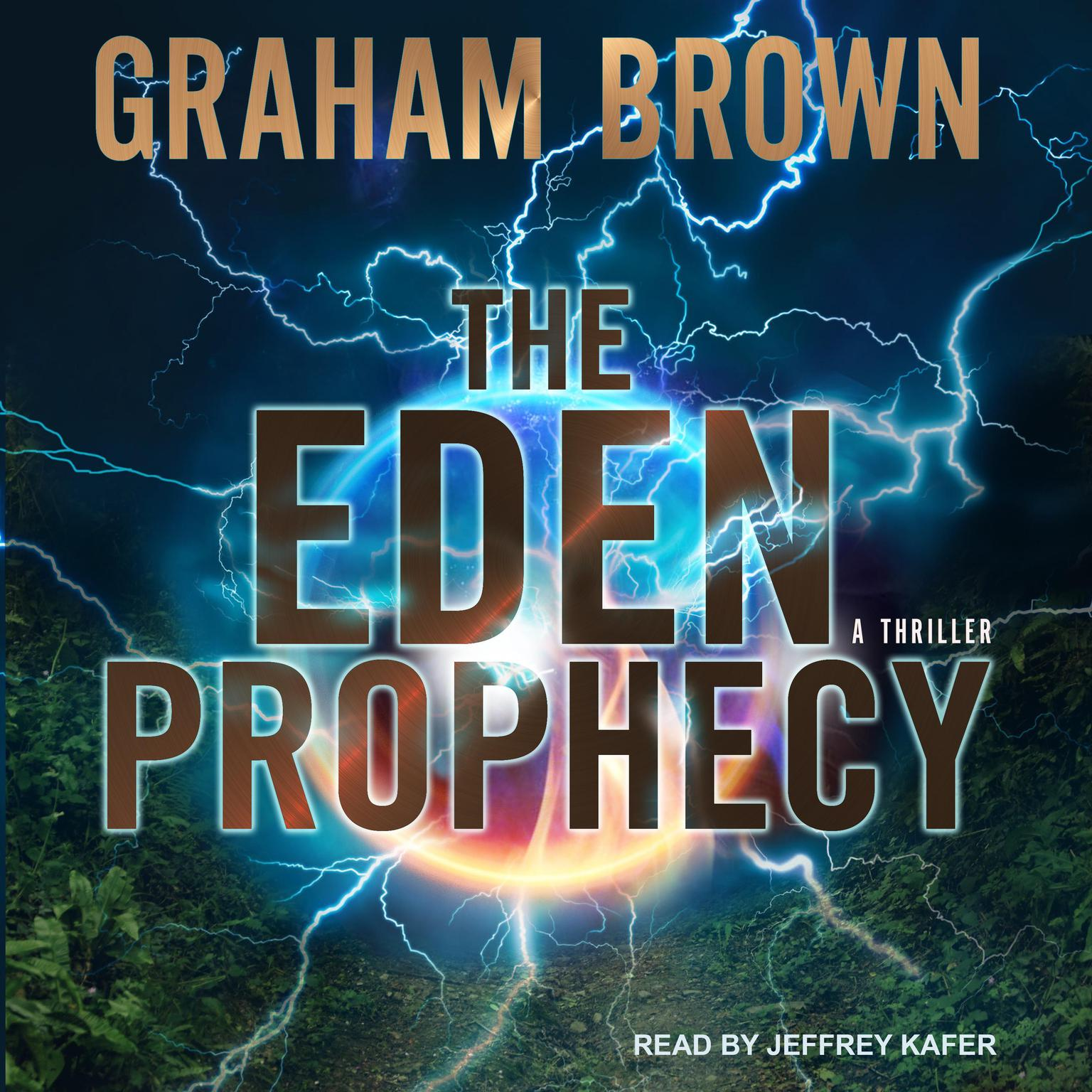 Printable The Eden Prophecy Audiobook Cover Art