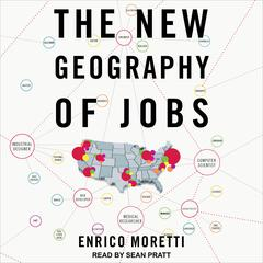 The New Geography of Jobs Audiobook, by Enrico Moretti