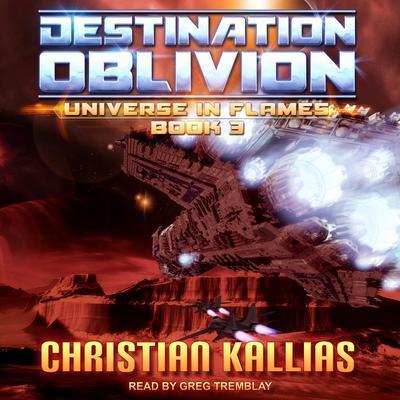 Destination Oblivion Audiobook, by Christian Kallias