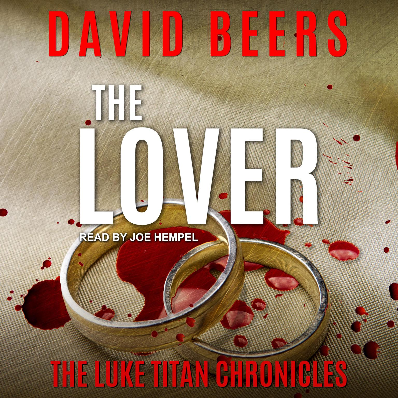 Printable The Lover Audiobook Cover Art