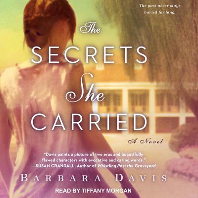 The Secrets She Carried Audiobook, by Barbara Davis