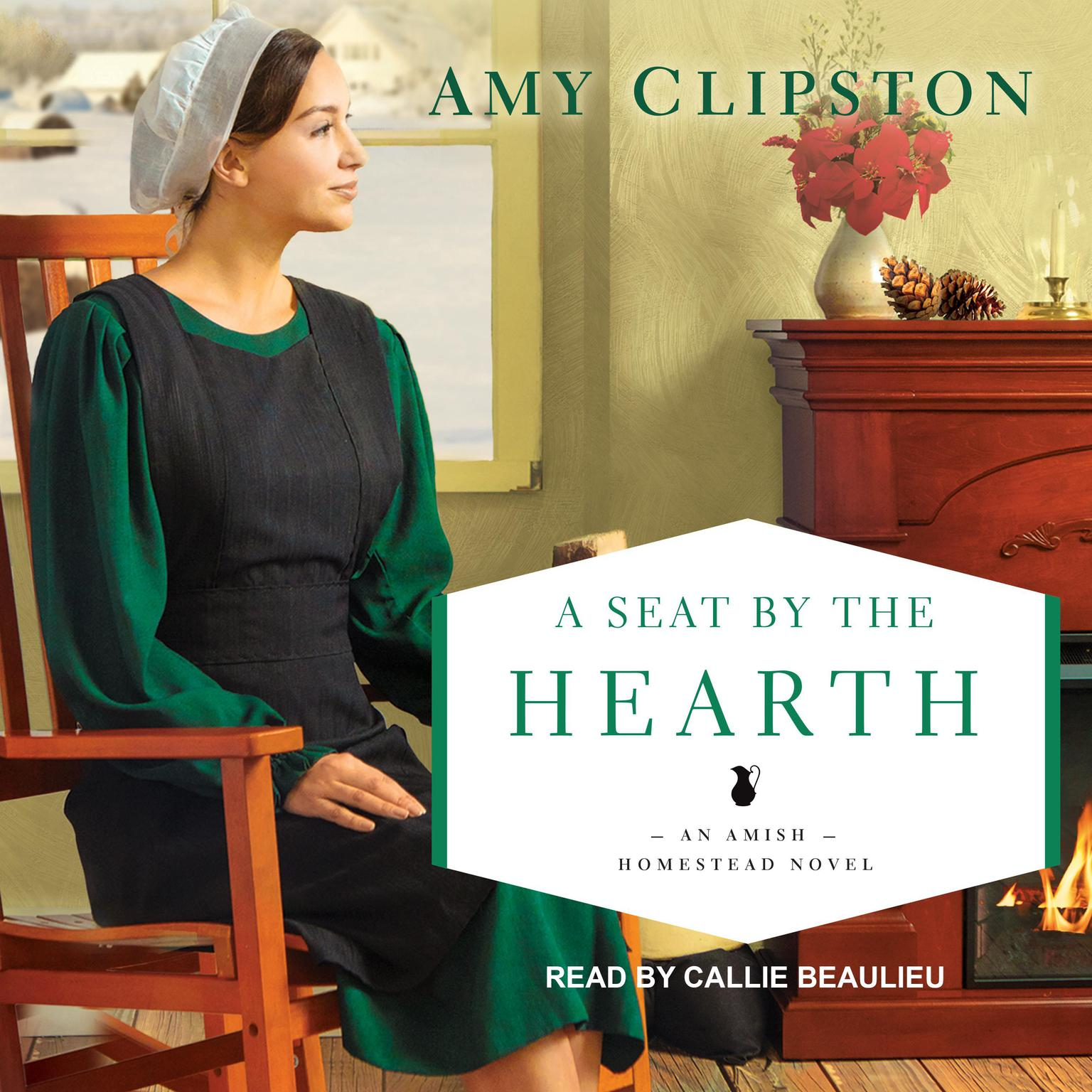 Printable A Seat by the Hearth Audiobook Cover Art