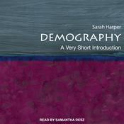 Demography: A Very Short Introduction Audiobook, by Author Info Added Soon|