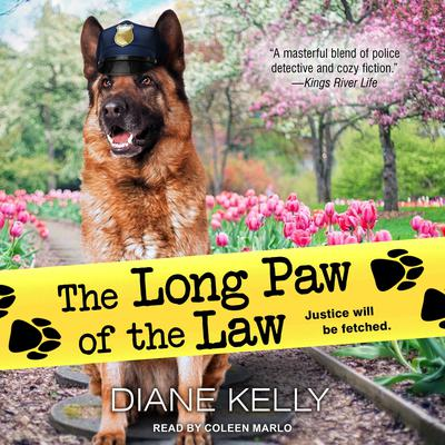 The Long Paw of the Law Audiobook, by Diane Kelly
