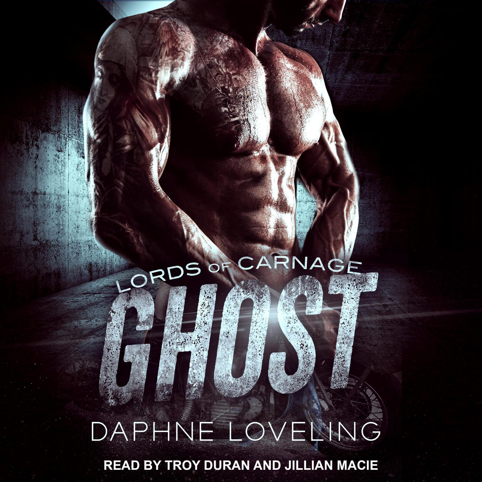 Ghost Audiobook, by Daphne Loveling