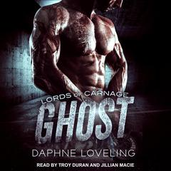 Ghost Audiobook, by Author Info Added Soon