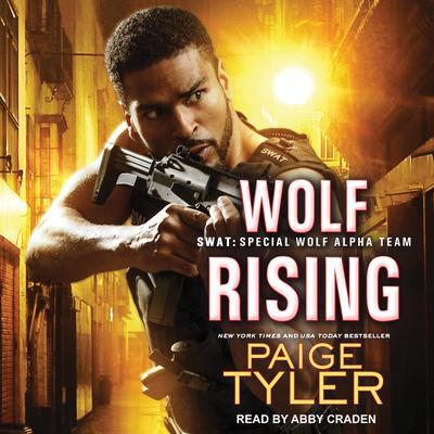 Wolf Rising Audiobook, by Paige Tyler
