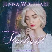 A Touch of Starlight Audiobook, by Jenna Wolfhart