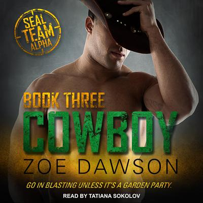 Cowboy Audiobook, by Zoe Dawson