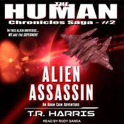 Alien Assassin Audiobook, by Author Info Added Soon|