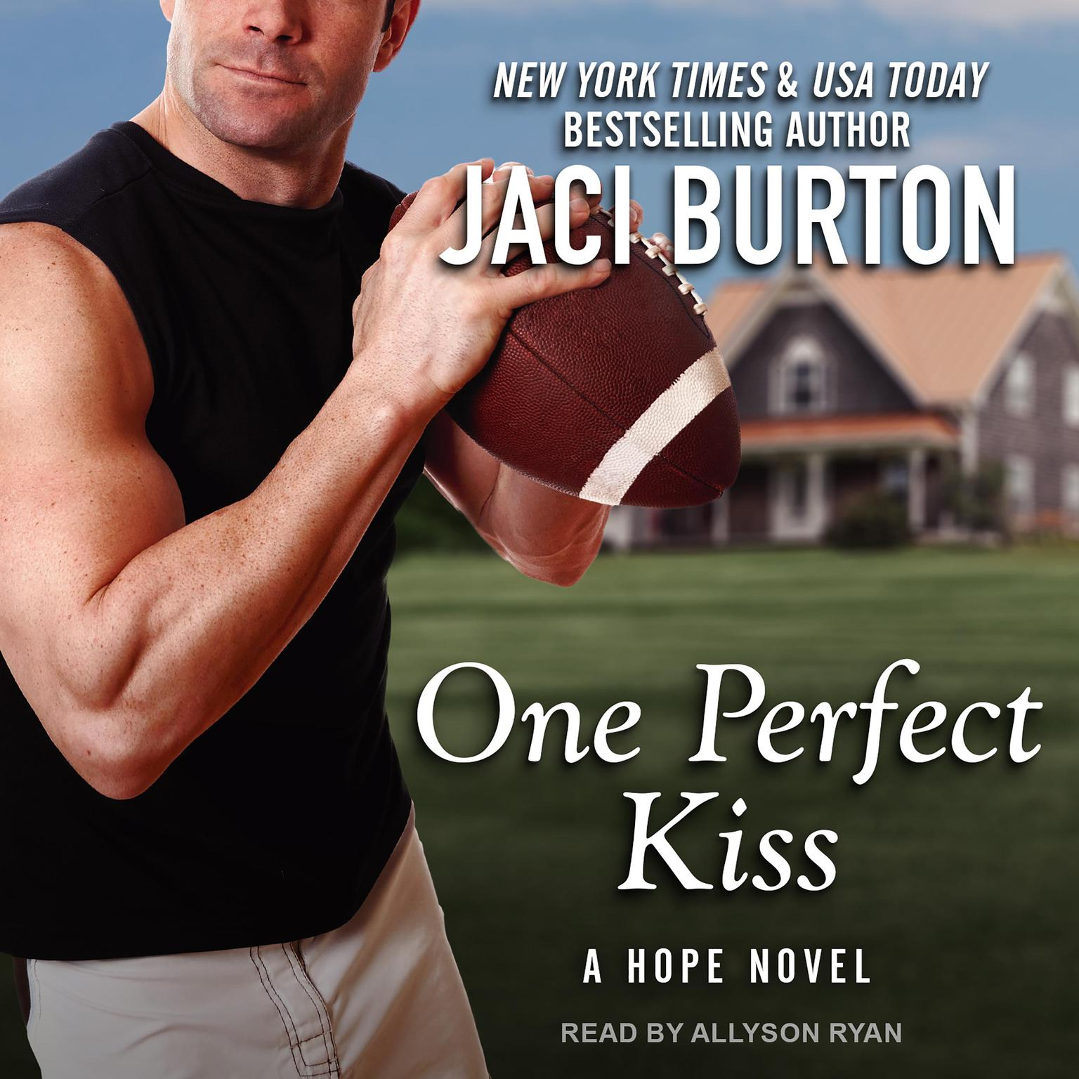 Printable One Perfect Kiss Audiobook Cover Art
