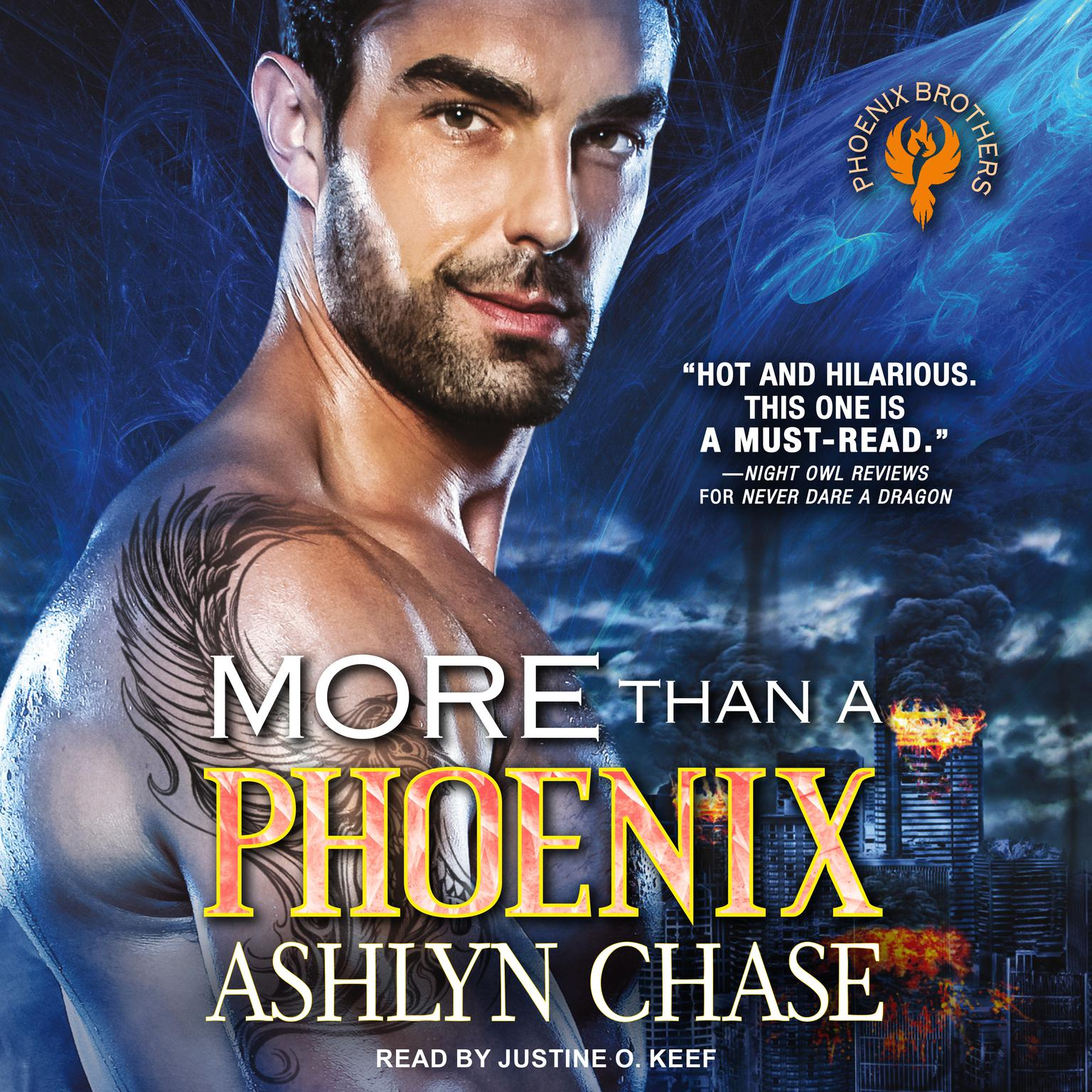 More than a Phoenix Audiobook, by Ashlyn Chase