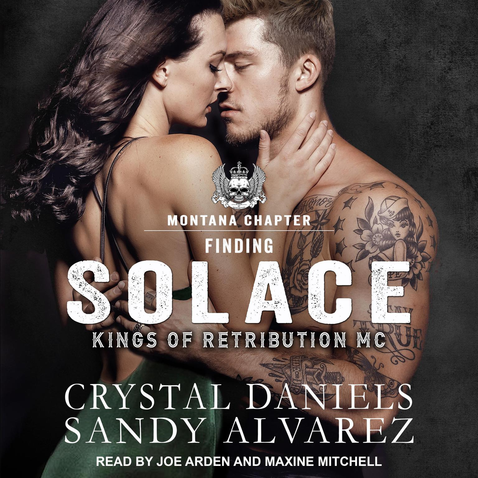 Printable Finding Solace Audiobook Cover Art