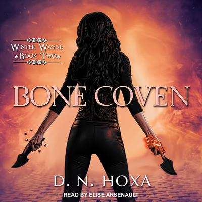 Bone Coven Audiobook, by D.N. Hoxa