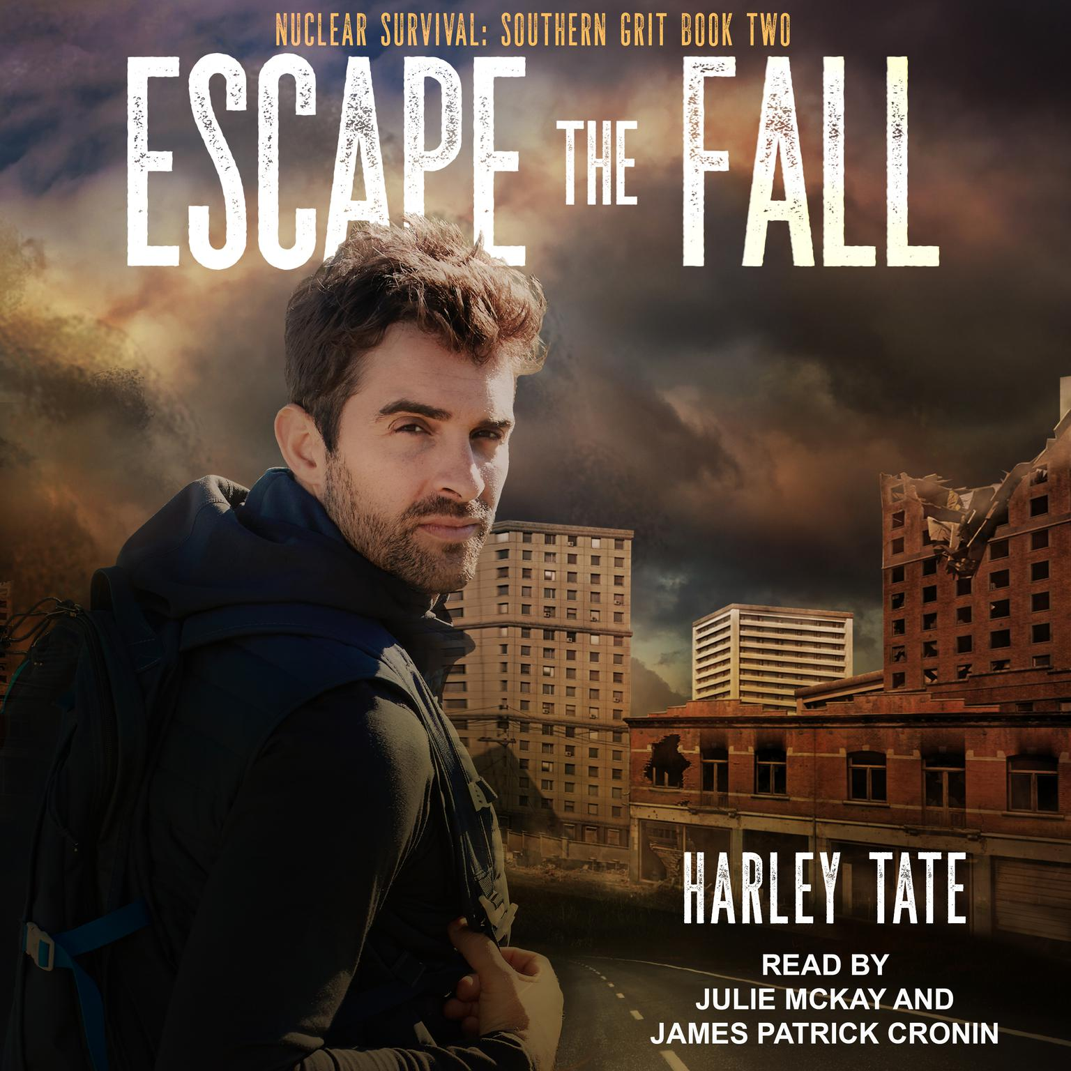 Printable Escape the Fall Audiobook Cover Art