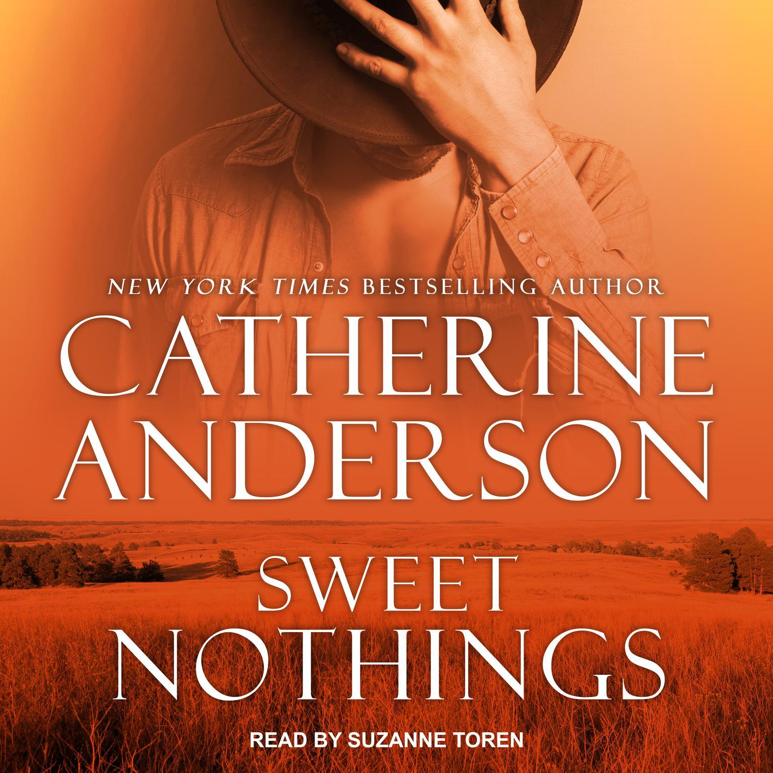Printable Sweet Nothings Audiobook Cover Art