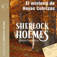 El misterio de Hayas Cobrizas Audiobook, by Arthur Conan Doyle