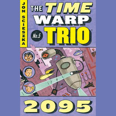 2095 #5 Audiobook, by