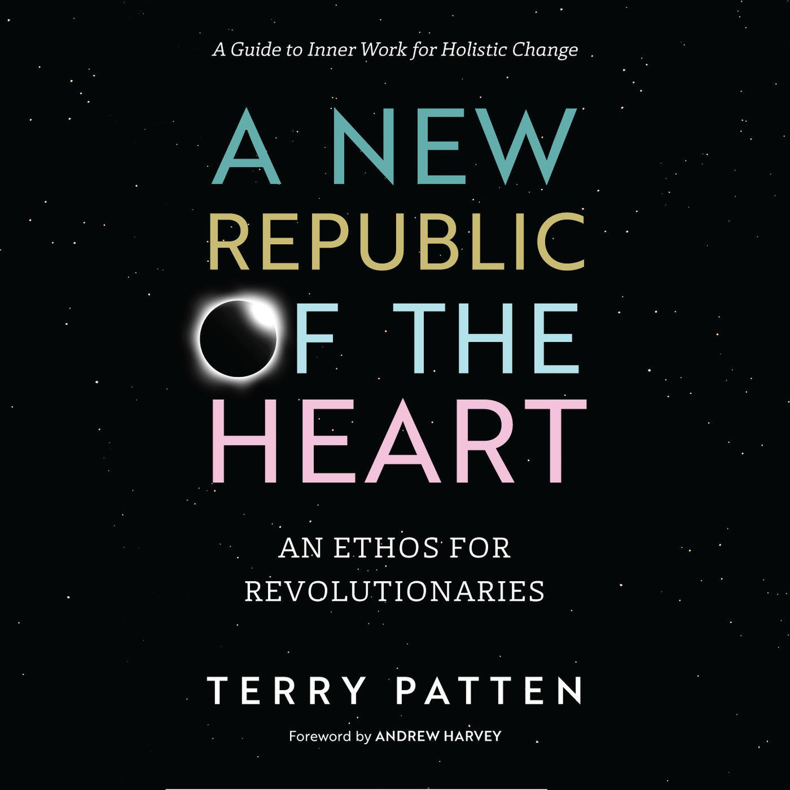 A New Republic of the Heart: An Ethos for Revolutionaries--A Guide to Inner Work for Holistic Change Audiobook, by Terry Patten