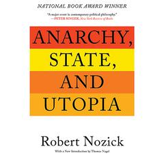 Anarchy, State, and Utopia Audiobook, by Robert Nozick