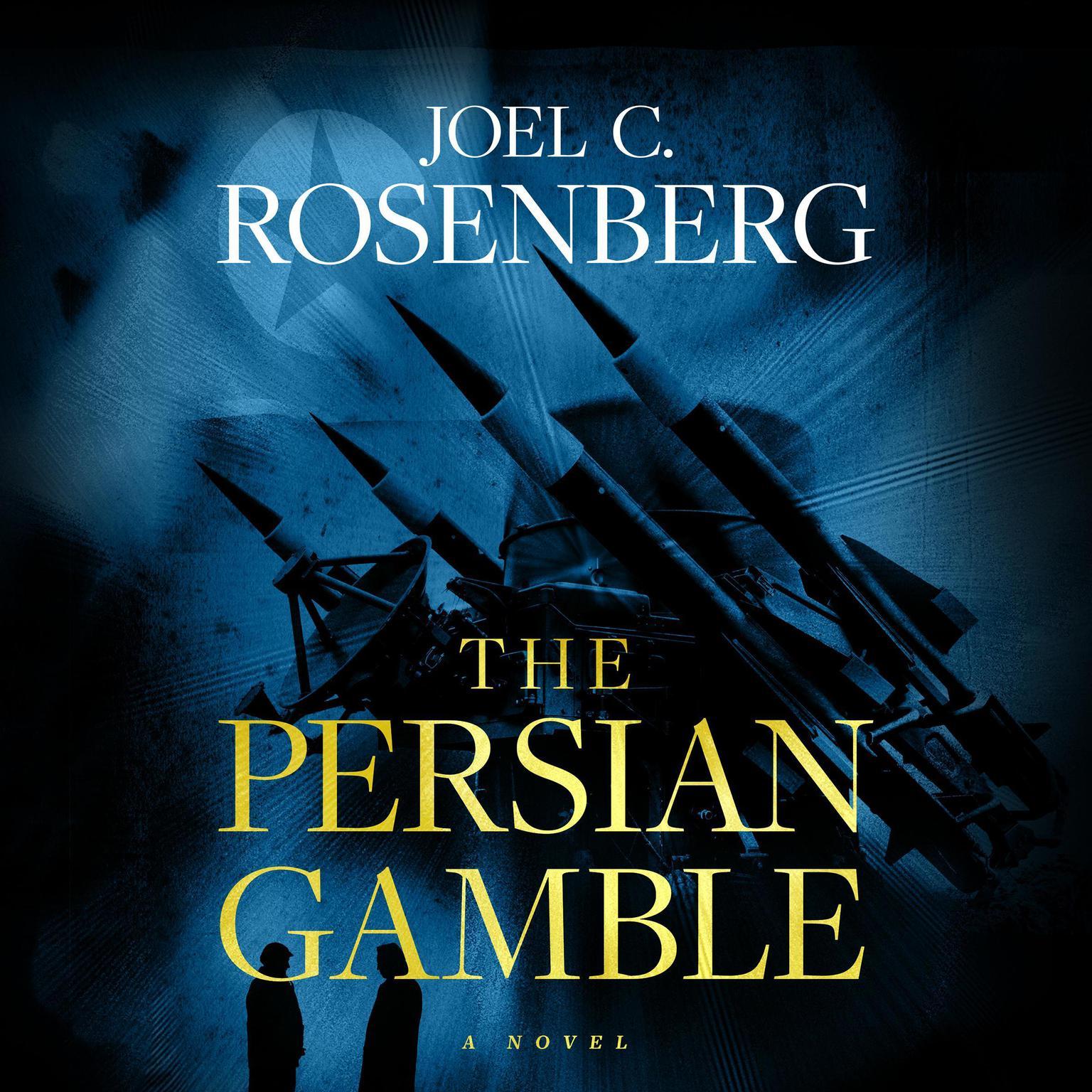 Printable The Persian Gamble Audiobook Cover Art