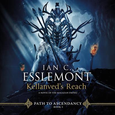 Kellanveds Reach Audiobook, by Ian C. Esslemont