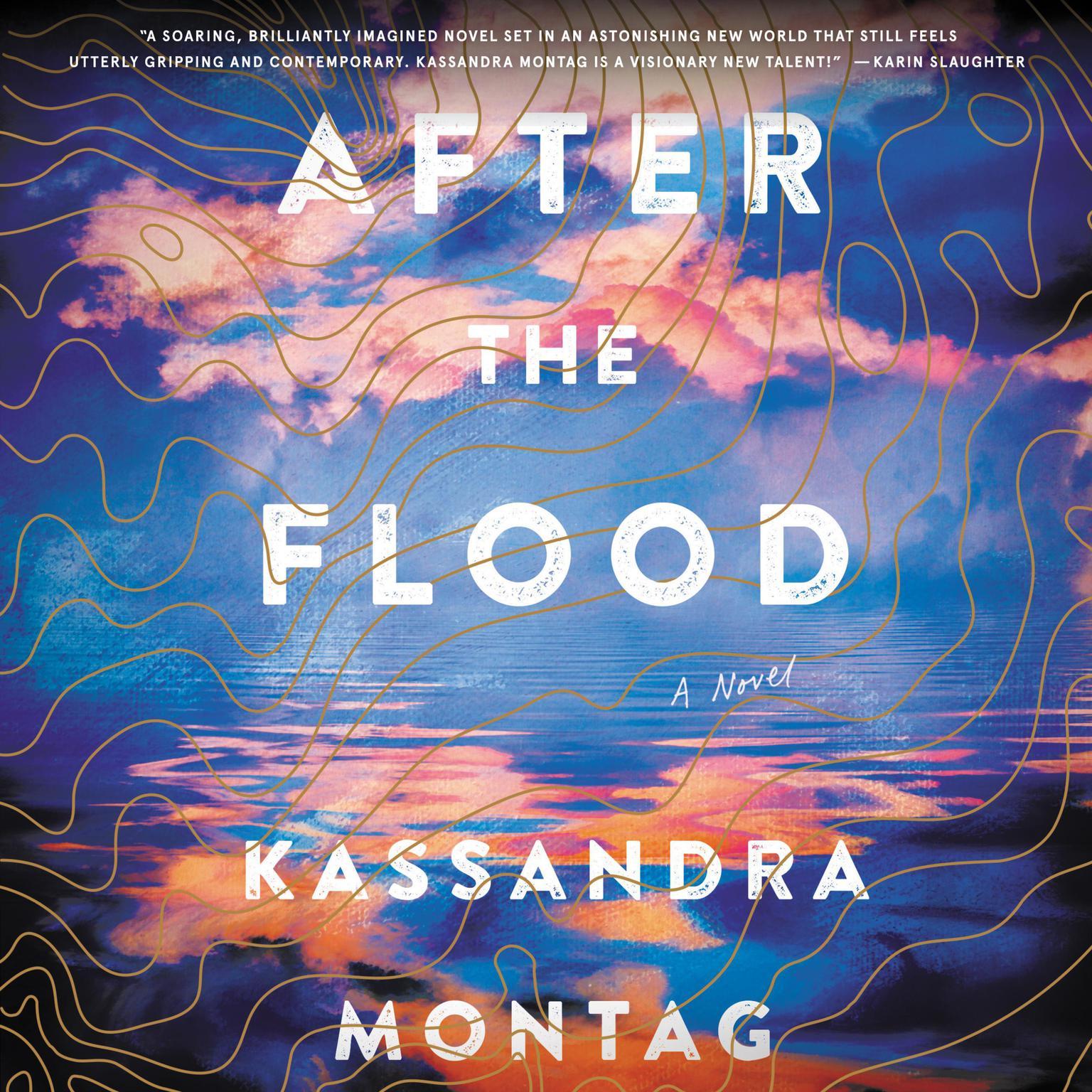 Printable After the Flood: A Novel Audiobook Cover Art