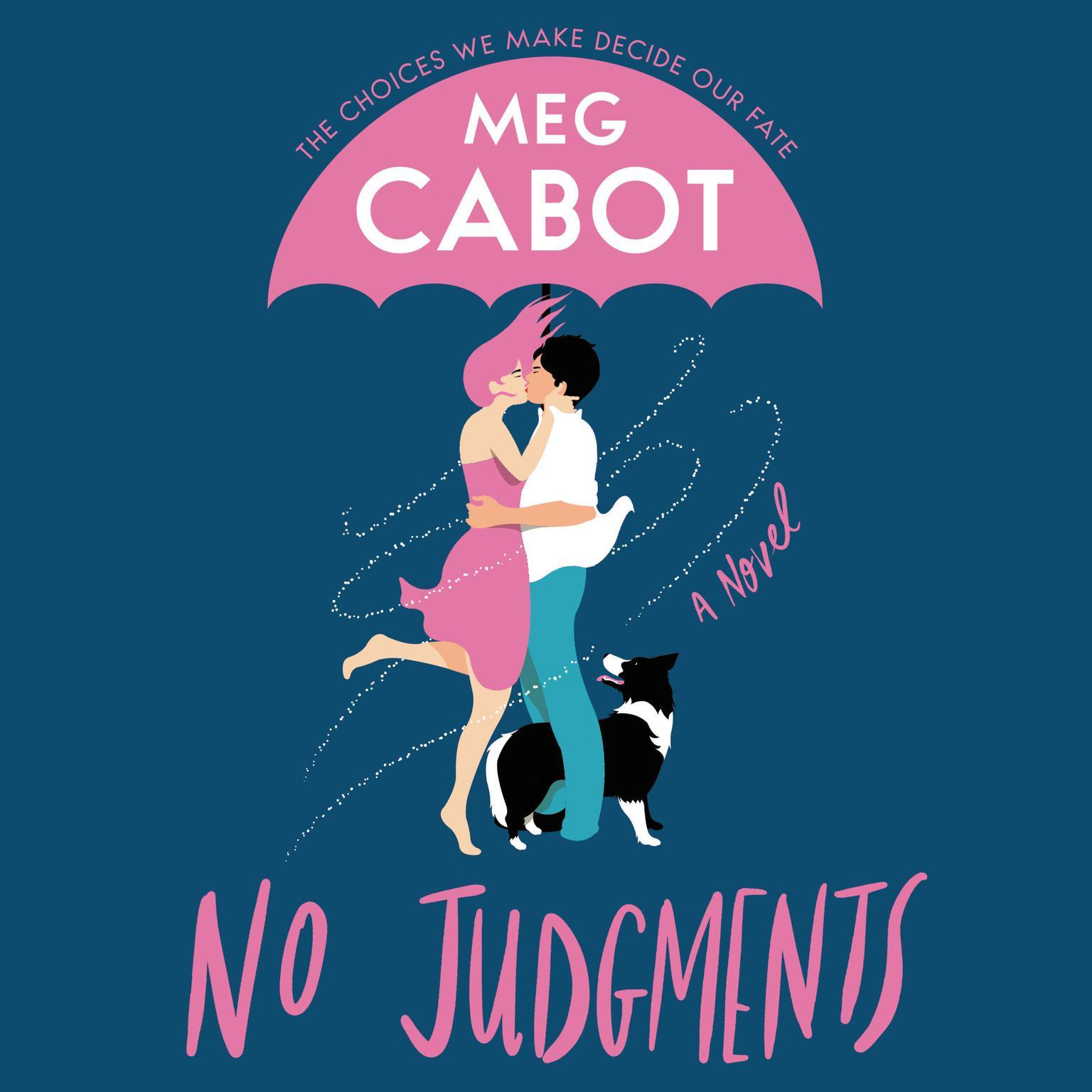 Printable No Judgments: A Novel Audiobook Cover Art