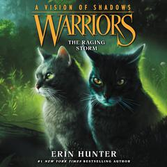 Warriors: A Vision of Shadows #6: The Raging Storm Audiobook, by Erin Hunter
