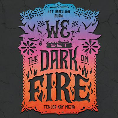 We Set the Dark on Fire Audiobook, by Tehlor Kay Mejia