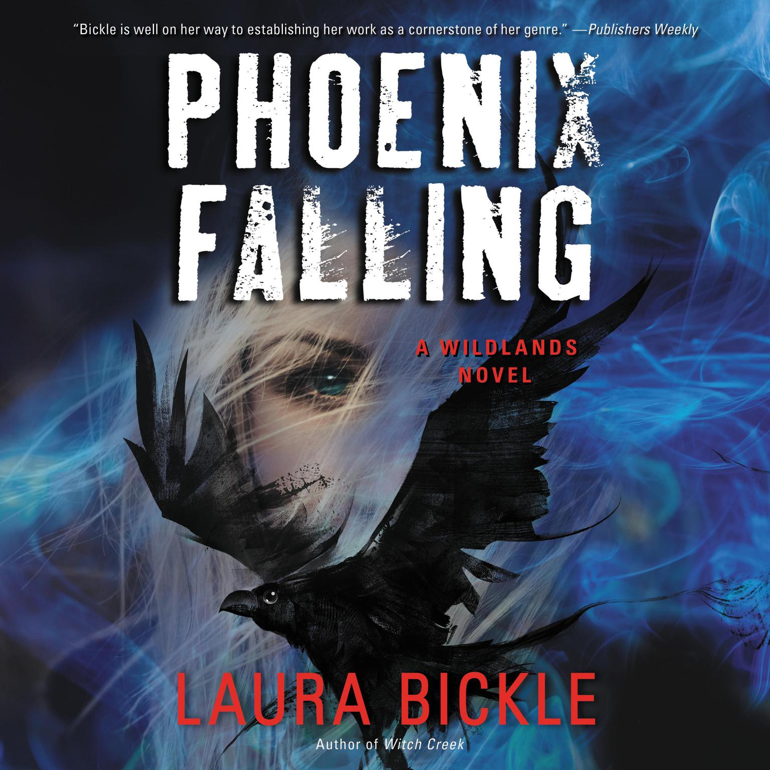 Printable Phoenix Falling: A Wildlands Novel Audiobook Cover Art