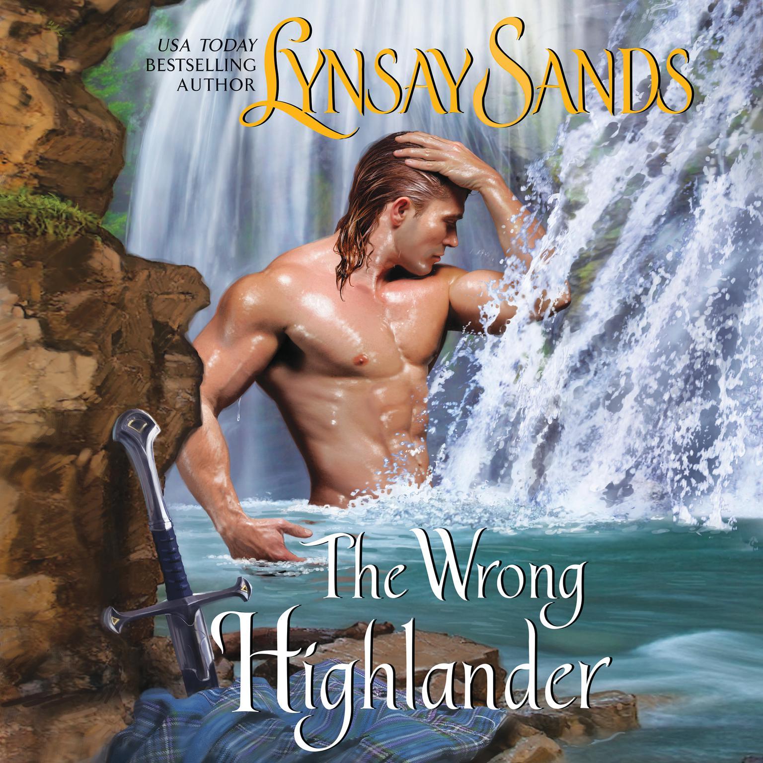 The Wrong Highlander: Highland Brides Audiobook, by Lynsay Sands