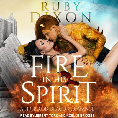 Fire In His Spirit Audiobook, by