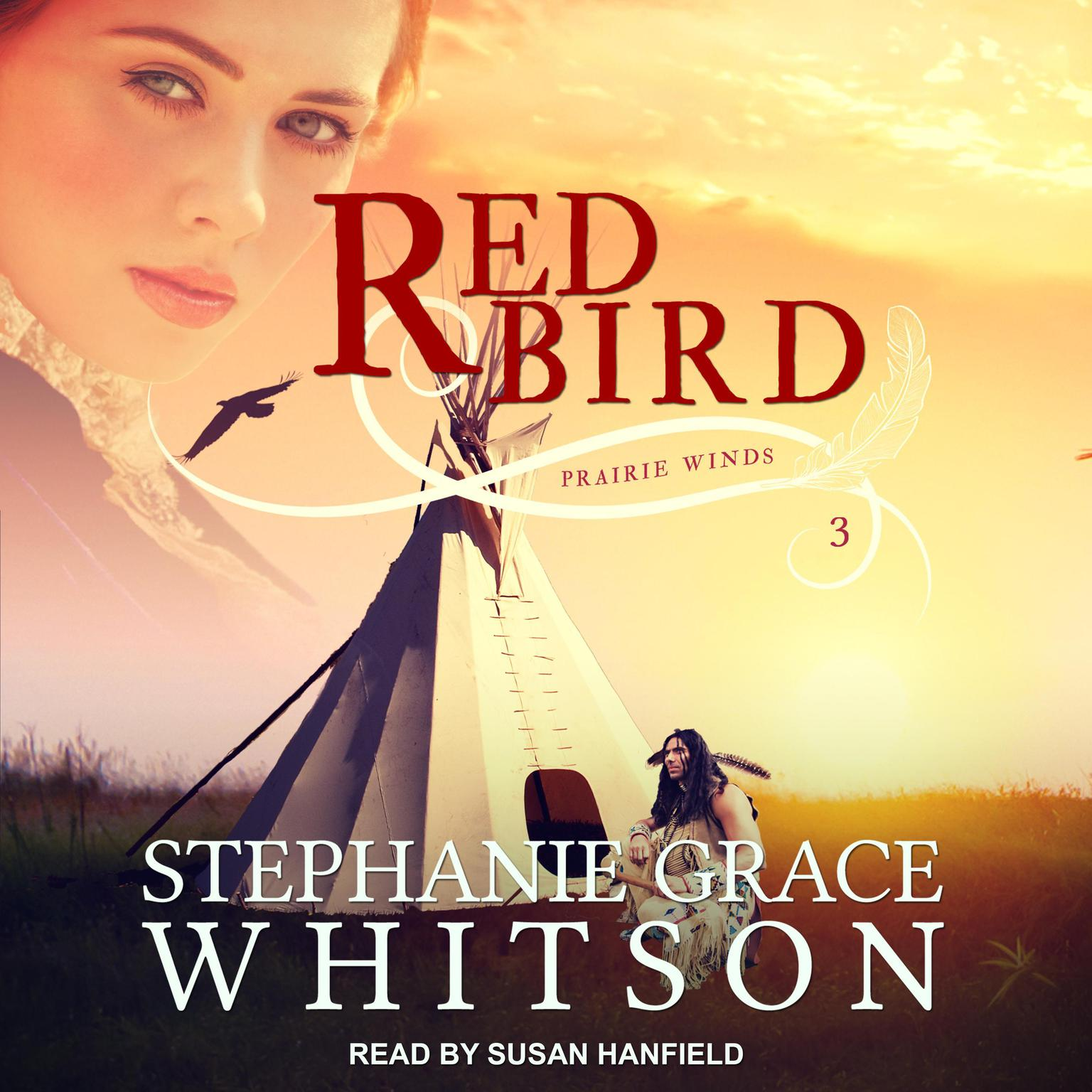 Printable Red Bird Audiobook Cover Art