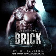 Brick Audiobook, by Daphne Loveling