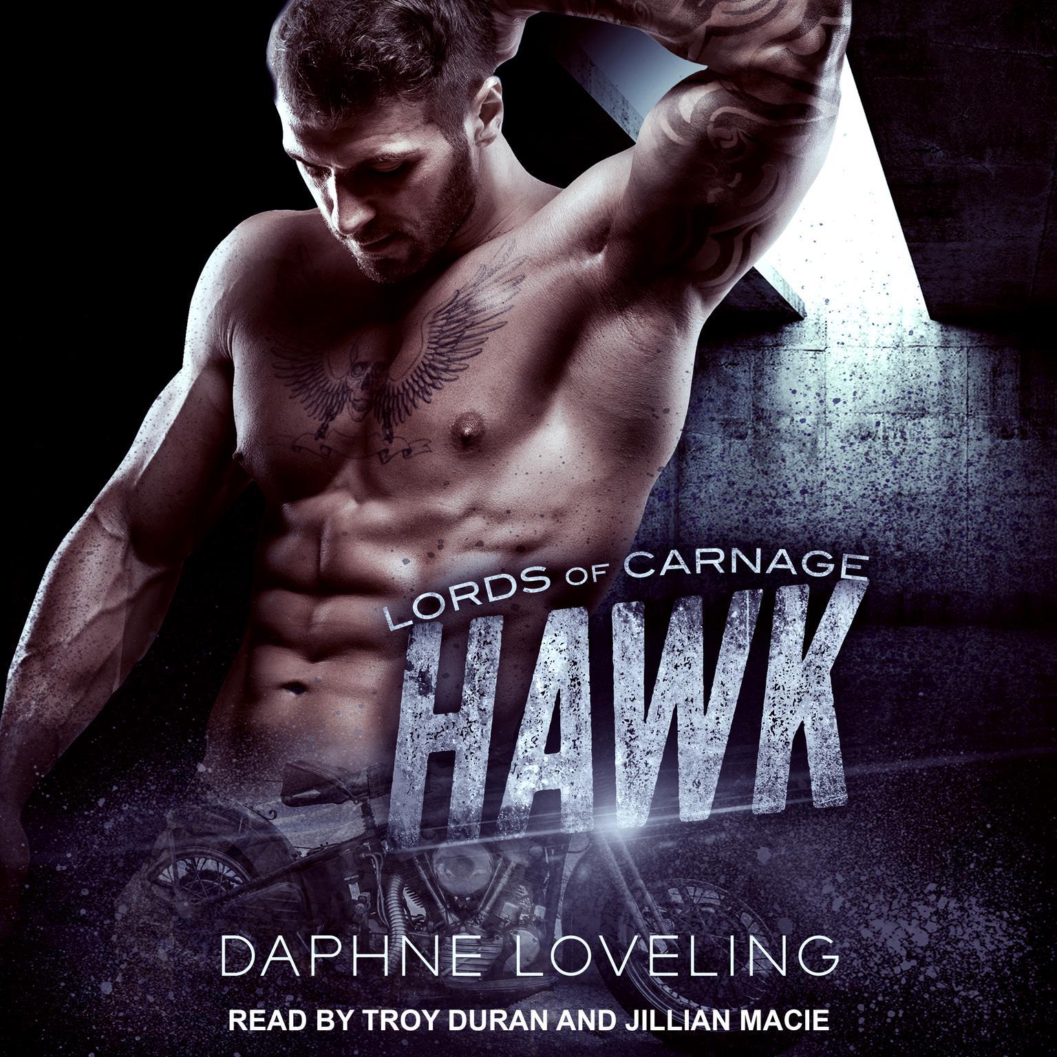 Hawk Audiobook, by Daphne Loveling