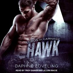 Hawk Audiobook, by Daphne Loveling