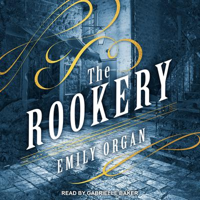 The Rookery Audiobook, by Emily Organ