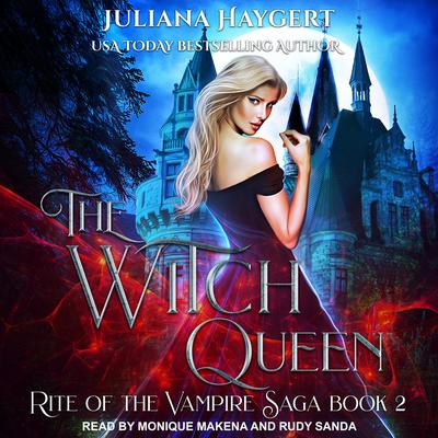 The Witch Queen Audiobook, by Juliana Haygert