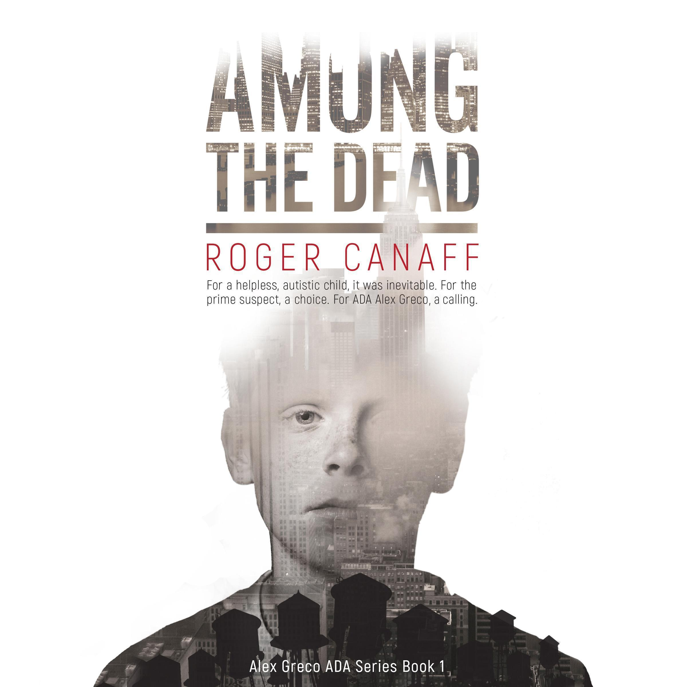 Printable Among the Dead Audiobook Cover Art