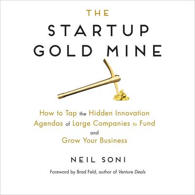 The Startup Gold Mine: How to Tap the Hidden Innovation Agendas of Large Companies to Fund and Grow Your Business Audiobook, by Neil Soni