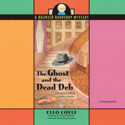 The Ghost and the Dead Deb Audiobook, by Cleo Coyle