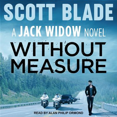 Without Measure: A Jack Widow Novel Audiobook, by Scott Blade