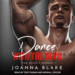 Dance With The Devil Audiobook, by Joanna Blake